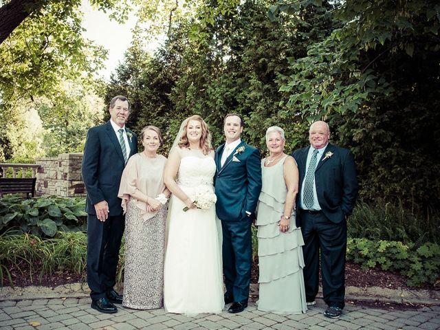 Todd and Yvonne's wedding in Burlington, Ontario 58