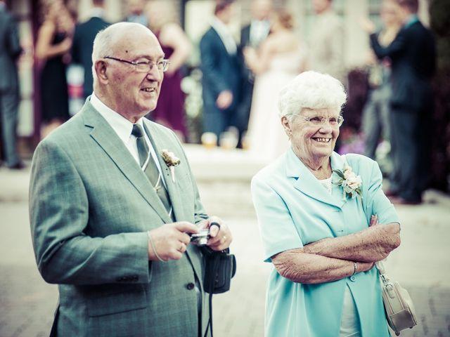 Todd and Yvonne's wedding in Burlington, Ontario 61