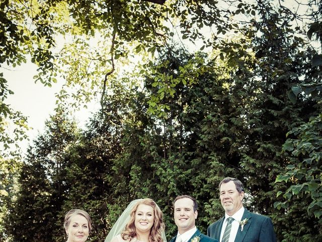 Todd and Yvonne's wedding in Burlington, Ontario 63