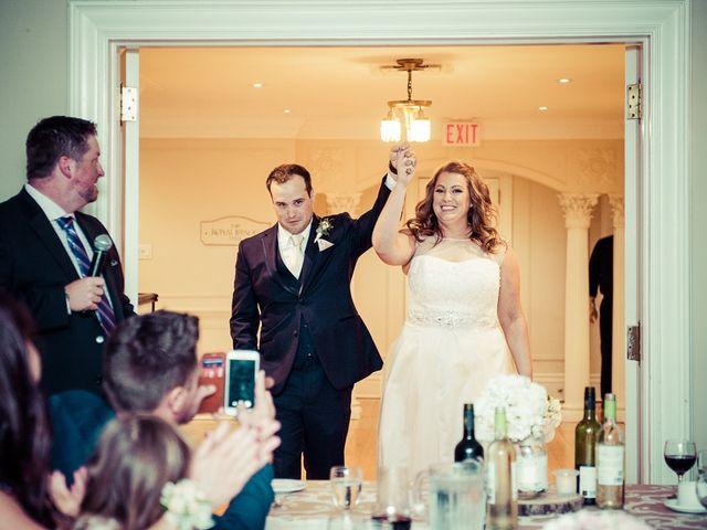 Todd and Yvonne's wedding in Burlington, Ontario 77