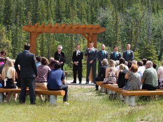 The wedding of Kim and Colton 2