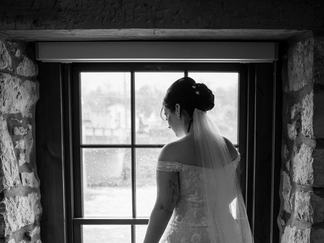 Eric and Shae-Lynn's wedding in Cambridge, Ontario 5