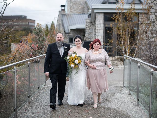 Eric and Shae-Lynn's wedding in Cambridge, Ontario 10