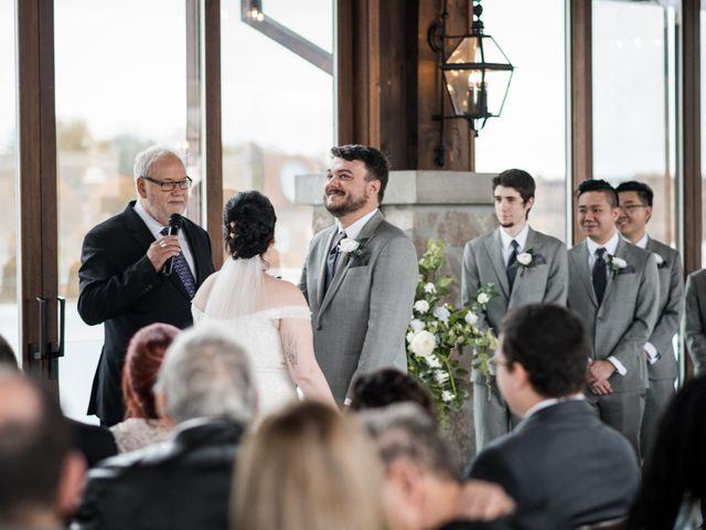 Eric and Shae-Lynn's wedding in Cambridge, Ontario 12