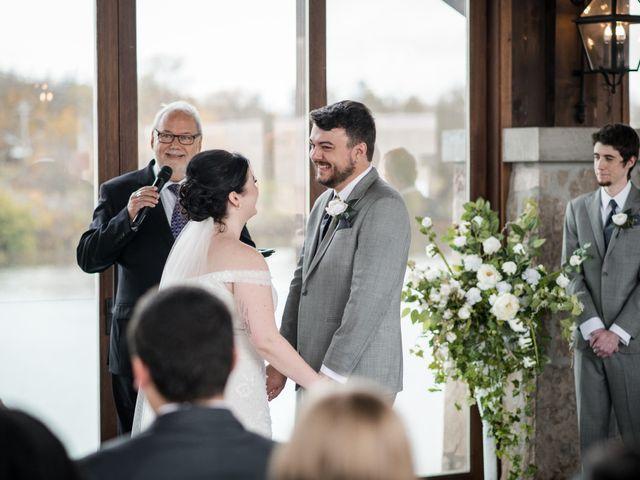 Eric and Shae-Lynn's wedding in Cambridge, Ontario 13