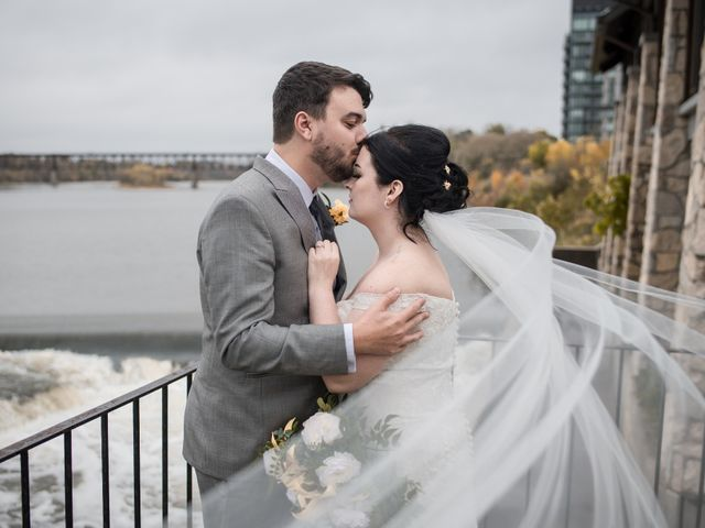 Eric and Shae-Lynn's wedding in Cambridge, Ontario 31
