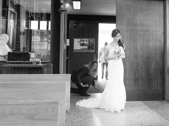 Dustin and Cindy's wedding in Surrey, British Columbia 5