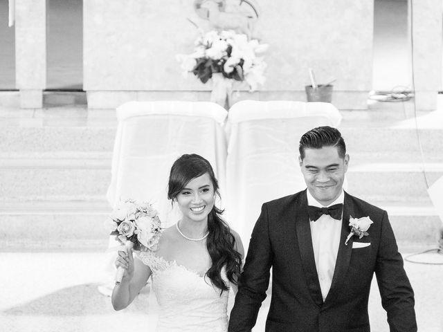 Dustin and Cindy's wedding in Surrey, British Columbia 10