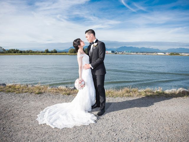 The wedding of Cindy and Dustin