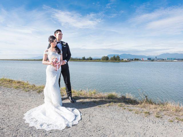 Dustin and Cindy's wedding in Surrey, British Columbia 19