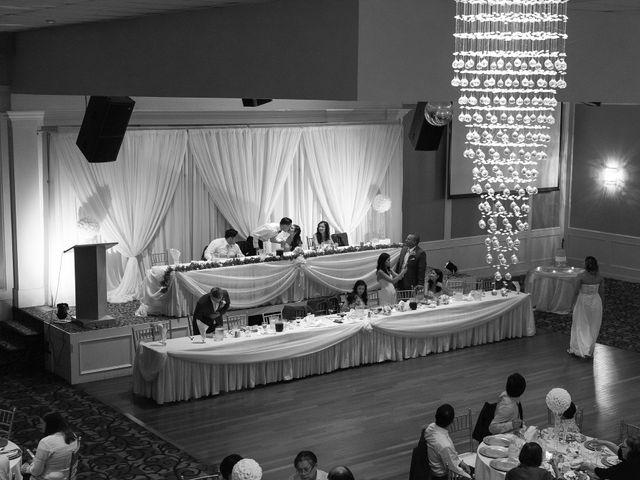 Dustin and Cindy's wedding in Surrey, British Columbia 24