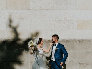 The wedding of Agathe and Matthieu 1