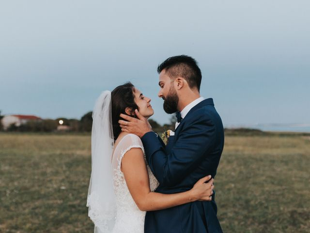 The wedding of Agathe and Matthieu
