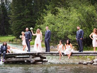 The wedding of Darby and Matthew 3