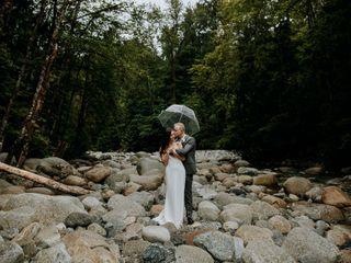 The wedding of Svetlana and Daniel