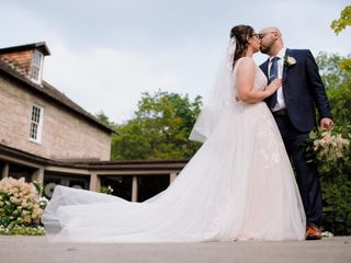 The wedding of Melissa and Mehar