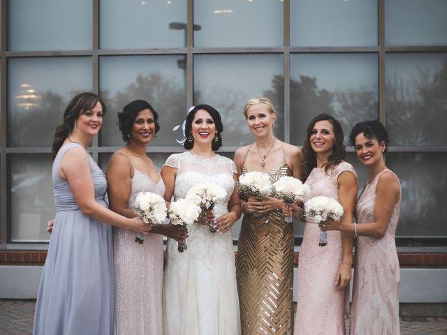 Steve and Yvette's wedding in Mississauga, Ontario 2
