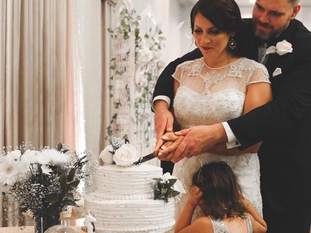 Steve and Yvette's wedding in Mississauga, Ontario 6