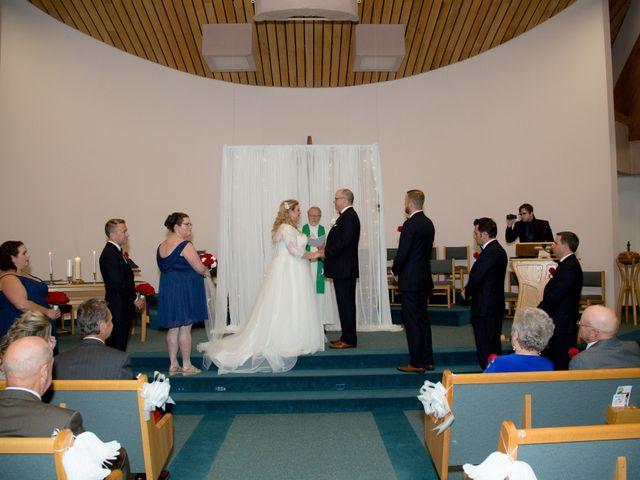 James and Stephanie's wedding in Edmonton, Alberta 7