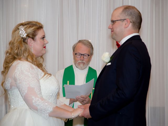 James and Stephanie's wedding in Edmonton, Alberta 8