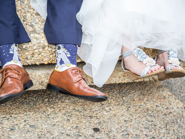 James and Stephanie's wedding in Edmonton, Alberta 12