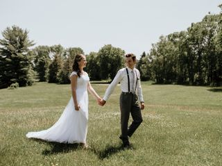The wedding of Jess and Kyle 2
