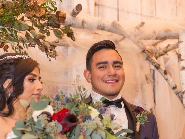 The wedding of Maria and Rodrigo