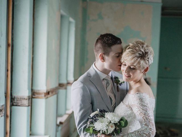 The wedding of Mackenzie and Dane