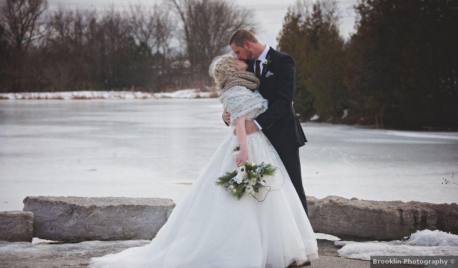 Aaron And Julie's Wedding In Ajax, Ontario