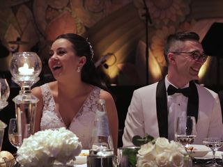 The wedding of Cristina and Jason 1