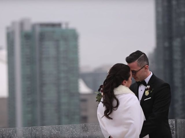Jason and Cristina's wedding in Toronto, Ontario 3