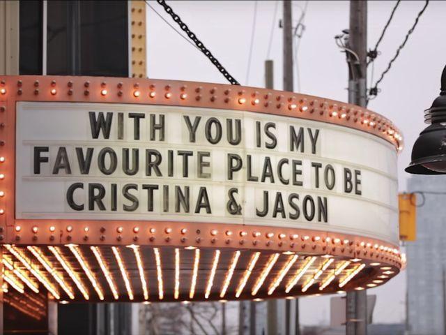 Jason and Cristina's wedding in Toronto, Ontario 4