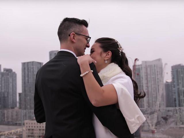 Jason and Cristina's wedding in Toronto, Ontario 5