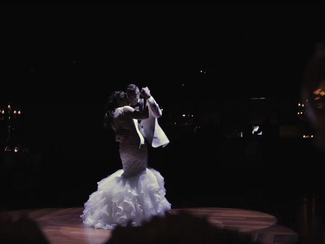 Jason and Cristina's wedding in Toronto, Ontario 6