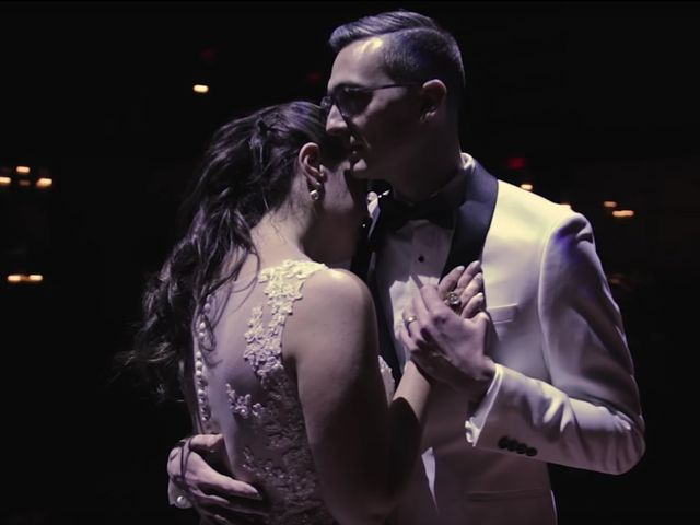 Jason and Cristina's wedding in Toronto, Ontario 7