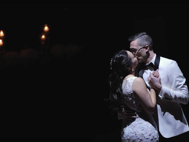 Jason and Cristina's wedding in Toronto, Ontario 8