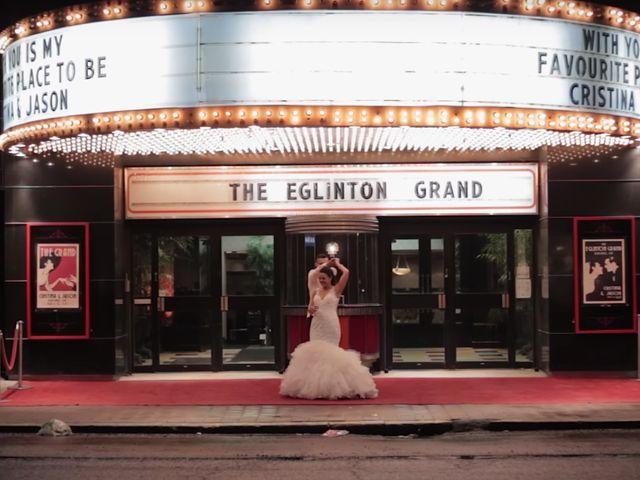 Jason and Cristina's wedding in Toronto, Ontario 9