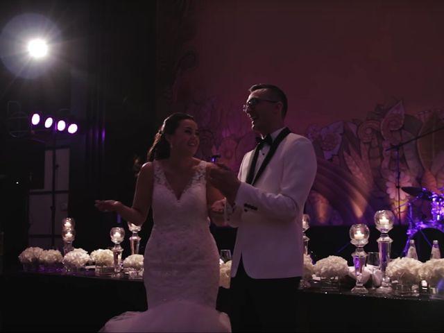 Jason and Cristina's wedding in Toronto, Ontario 13