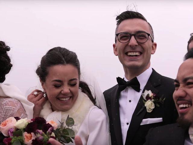 Jason and Cristina's wedding in Toronto, Ontario 14