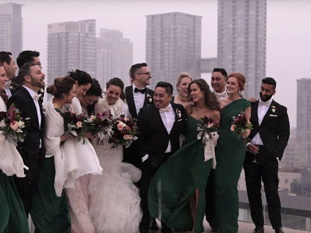 Jason and Cristina's wedding in Toronto, Ontario 16