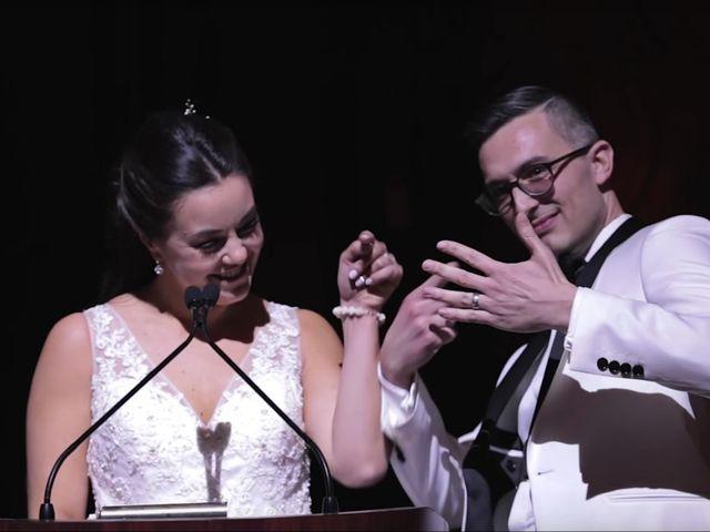 Jason and Cristina's wedding in Toronto, Ontario 17