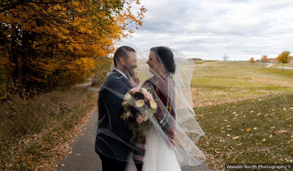 Erik And Rebecca's Wedding In Bond Head, Ontario