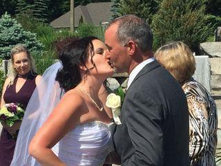 The wedding of Tamara and Ryan 1