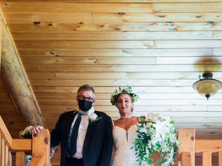 The wedding of Jennifer and Cody 2