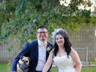 The wedding of Vanessa  and Michael  2