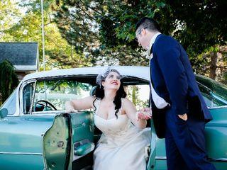 The wedding of Vanessa  and Michael  3