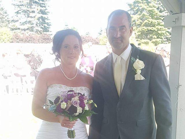 Ryan and Tamara's wedding in Severn, Ontario 5