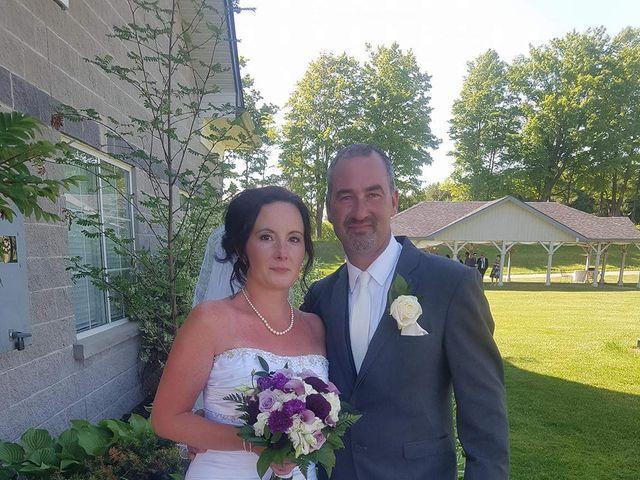 Ryan and Tamara's wedding in Severn, Ontario 6
