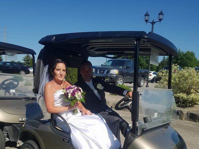 Ryan and Tamara's wedding in Severn, Ontario 7