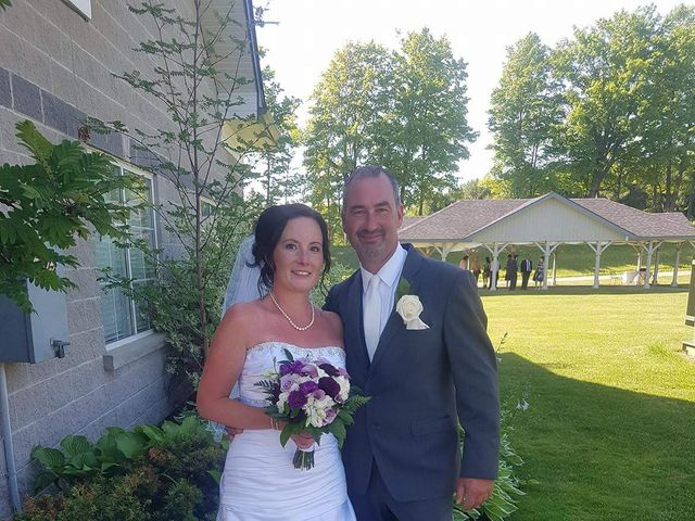 The wedding of Tamara and Ryan